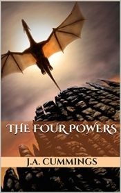 The Four Powers by J. A. Cummings - OnlineBookClub.org Book of the Day! @OnlineBookClub