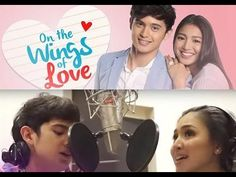 On The Wings Of Love (Studio Version) Music Video OST - James and Nadine...