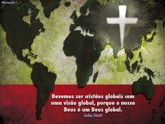 CRISTOES GLOBAIS