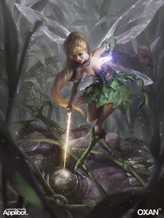 **Tinkerbell - Advanced - Legends of the Cryptids