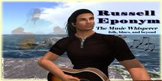 Russell Eponym Live April 20th 3pm SLT    http://maps.secondlife.com/secondlife/Dragon%20Folach/241/37/64