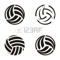 volleyball ball template - Buscar con Google