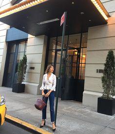 "15.3k Likes, 77 Comments - Jeanne (@jeannedamas) on Instagram: ""Bonjour NYC @11_howard"""
