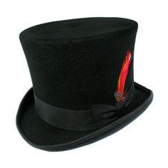 Jaxon Victorian Top Hat (Black)