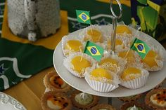 receber na copa do mundo S Cup, World Cup, Party, Desserts, Food, Html, Holiday Ideas, Birthday Ideas, Perfume