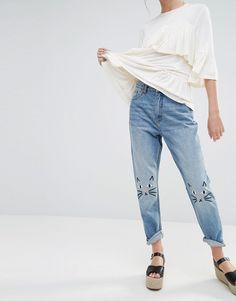 Bild 1 von Monki – Kimomo Love – Jeans