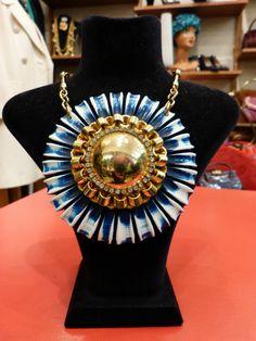 Lanvin necklace, C. 1970 Collection Marché Serpette