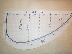 toalla para la cabeza patron - Buscar con Google Sewing Hacks, Sewing Tutorials, Sewing Crafts, Sewing Projects, Sewing Patterns, Sewing Aprons, Sewing Techniques, Diy And Crafts, Towel