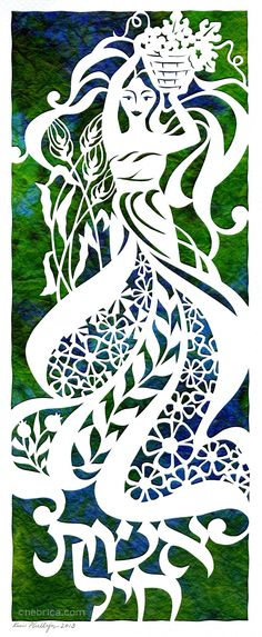 Eishet Chayil, A Woman of Valor | Original design hand-cut from fine and handmade paper  | visit the Hebrica online studio at www.hebrica.com #jewish #papercut