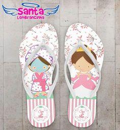 Chinelo Infantil Spa Festa do Pijama COD 3557