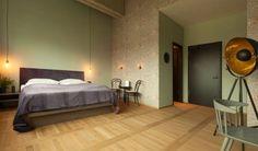 Flushing Meadows, München Schöner Schlafen: vier stylische Design Hotels: The Flushing Meadows: Bedroom