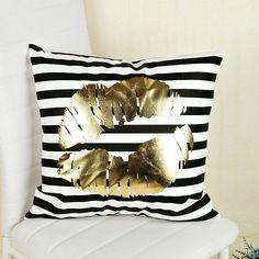 Home Sofa D/écor Cushion Cover Pillow Case Uk print king Not Today Satan Bianca