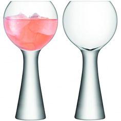 LSA International Moya Wine Balloon Glasses - Set of 2