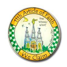 The 11th Article of Faith