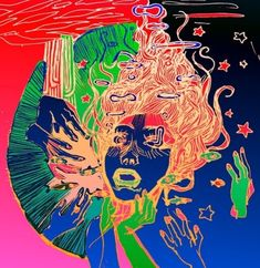 Art Sketches, Art Drawings, Elfa, Arte Sketchbook, Wow Art, Hippie Art, Art Hoe, Psychedelic Art, Art Design