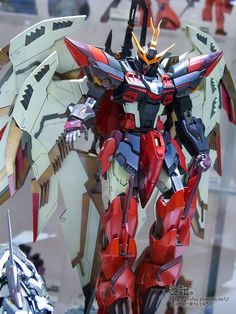 GUNDAM GUY: Gunpla Builders World Cup 2013 - Junior Course Champion & Finalists Build On Display @ Gundam Front Tokyo (Diver City, Odaiba, Tokyo)