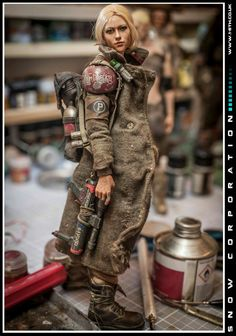 Military Action Figures, Custom Action Figures, Diesel Punk, Character Concept, Concept Art, Character Design, Sci Fi Models, 3d Figures, Steampunk