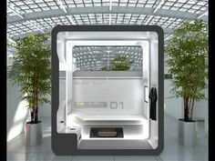 Fold-Out Room: 12 Ultra-Compact Living Pods & Systems | Urbanist