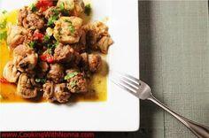 Chicken Scarpariello with Sausage