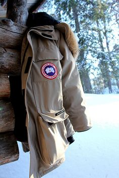 can you ski in canada goose jackets