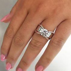 Engagement Rings | Fashion Jewelry | #GabrielNY