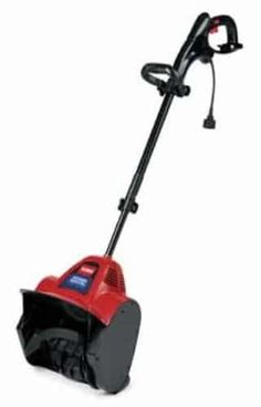 Don't break your back over the snow! Clean up the snow easily with this electric Power Shovel by Toro Electric Snow Shovel, Electric Snow Blower, Electric Power, Lawn Equipment, Outdoor Power Equipment, Electric Pencil Sharpener, Shoveling Snow, Riding Lawn Mowers, How To Make Snow