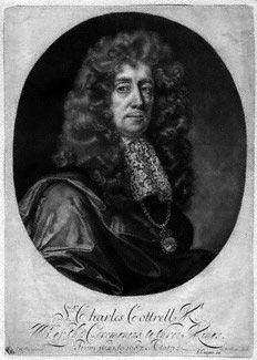 Sir Charles Lodowick Cotterell (1654–1710), was an English courtier.