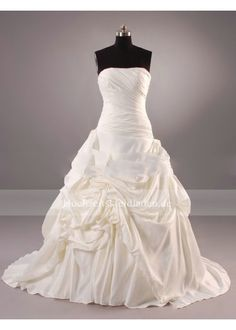 brautkleider One Shoulder Wedding Dress, Wedding Dresses, Fashion, Wedding Dresses Online, Wedding, Bride Dresses, Moda, Bridal Gowns, Fashion Styles