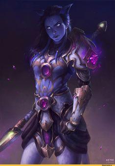 Maeorra (Demon Girl), Astri Lohne