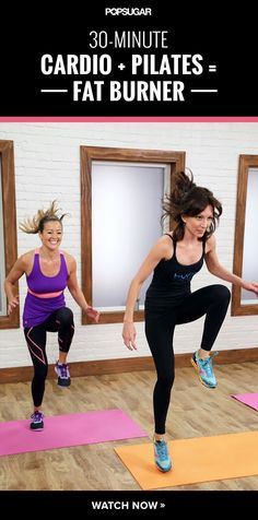 The Ultimate 30-Minute Cardio Pilates Burner! « Fit Villas