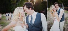 Sweet, rustic wedding portraits ©Ryan Flynn Photography