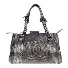 fe2c4f8f23cf Chanel Perfect Day Tote Python Medium Bag Sale, Python, Coco Chanel, Designer  Bags