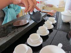 Smal Teapot - Tee auf der Teezui