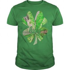 Awesome Tee  White LUCKY 4 LEAF CLOVER Hoodies - Women's Hoodie----YBJZZFE T shirts