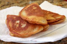 Southern Recipe for fried Peach turnovers
