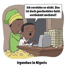 Wunderbar That Poor Nigerian Prince
