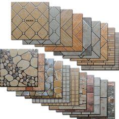 厨卫 阳台砖 多款式 金属砖 仿古砖 300x300mm 瓷砖 地砖 墙砖-淘宝网 4.30rmb