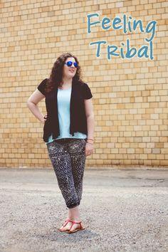 Wearable Wednesday: Feeling Tribal