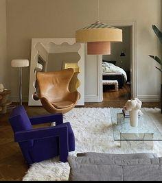 Apartment Chic, Apartment Interior, Interior Architecture, Interior Design, Aesthetic Room Decor, Elle Decor, House Rooms, New Furniture, Room Inspiration