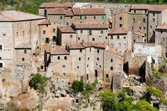 Sorano, provincia di Grosseto