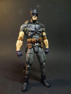 Batman Zero Year (Batman) Custom Action Figure