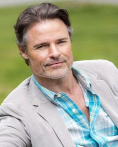 Dylan Neal from Cedar Cove  TV Show