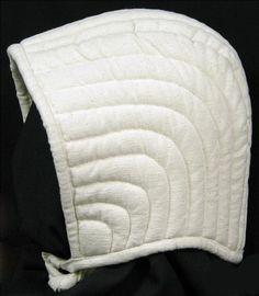 Padded arming cap