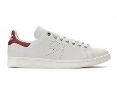 Adidas Homme Femme Chaussures x Raf Simons Stan Smith Blanc Rose Originals  (FR) 984d5e5bb71f