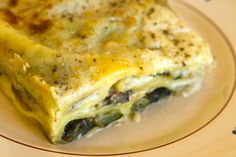 Italian Food Forever » Roasted Vegetable Lasagna