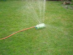 Kinderspaß im Sommer - hier gibt es die Anleitung für die selbstgebaute Gartendusche. ;) OBI Selbstgemacht! Blog. Selbstbauanleitung für jedermann.