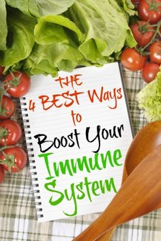 How to Boost Your Immune System now that school is back in and the germs are everywhere!! #boostimmunesystem