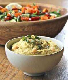 The Best Hummus | Deliciously Ella