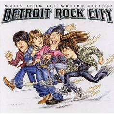 Original Soundtrack - Detroit Rock City (CD)