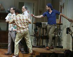 """""""Dallas Theater Center scores a comic hit with 'The Odd Couple'"""" via dallasnews.com"""